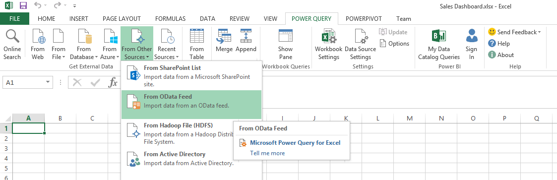 Power BI and Office 365 in Microsoft Dynamics NAV 2015 im3