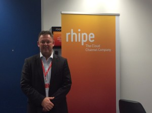 EBS at Rhipe Cloud Summit 2015