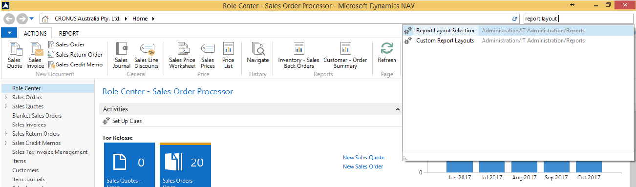 convert word layout to Dynamics NAV 2015 reports im2