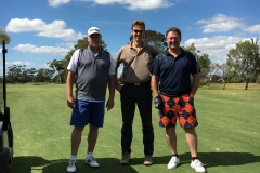 Irabina charity golf day 2016